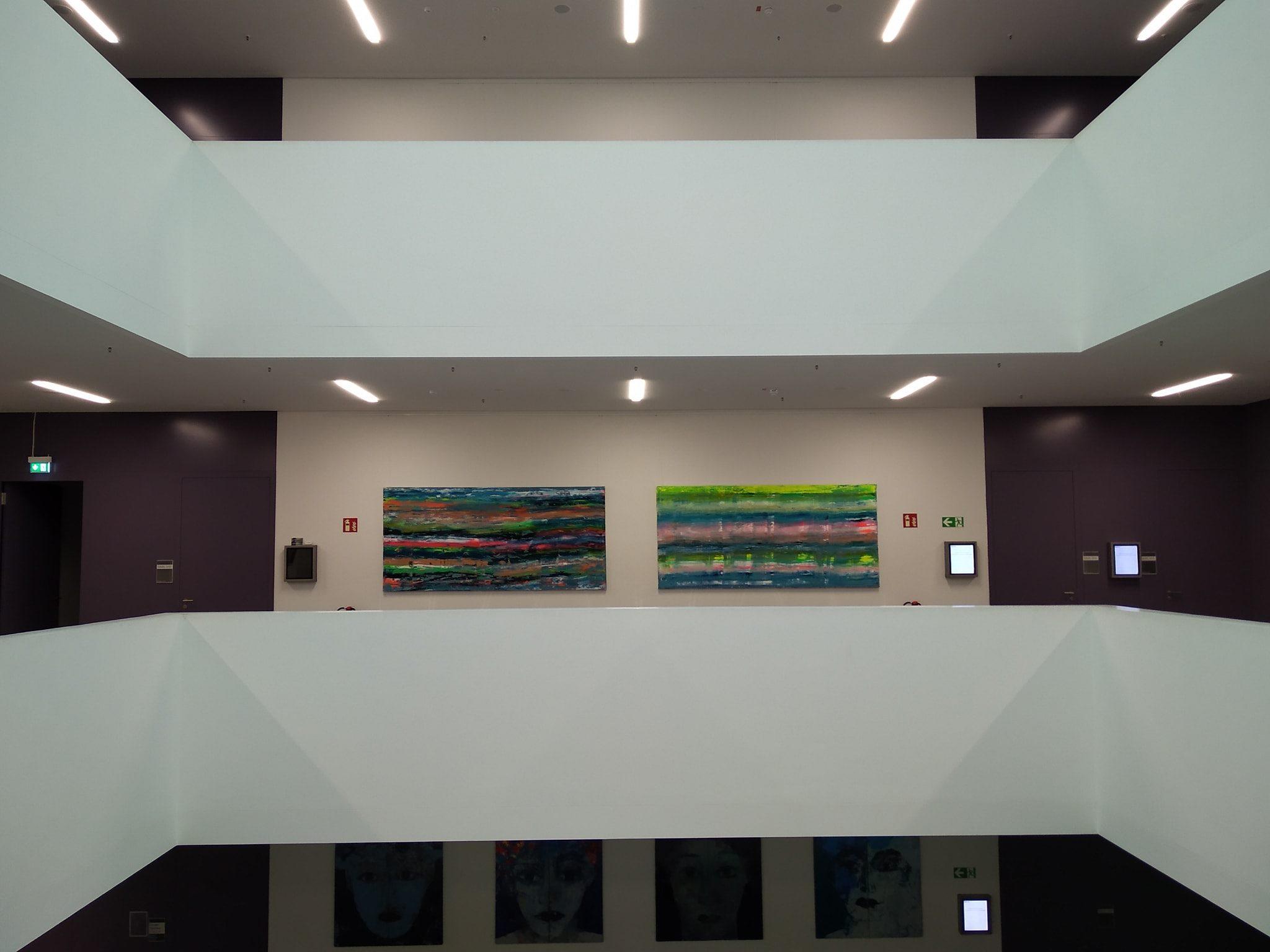 Werkschau 2019 der Galeriemeile Gelsenkirchen