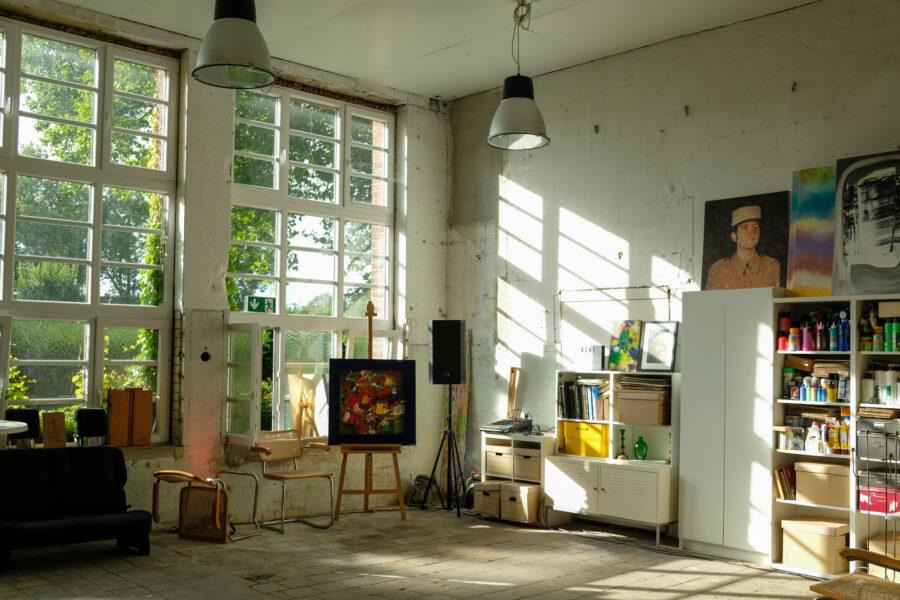 Wiedereröffnung Atelier Pilgrim